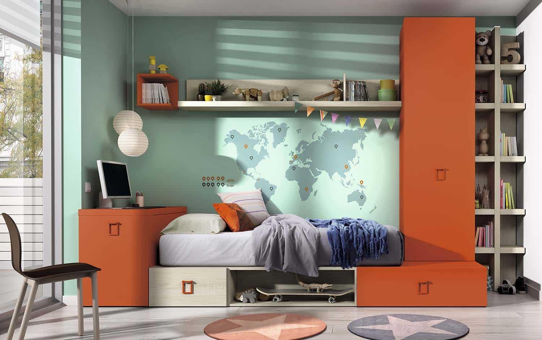 habitacion juvenil mapa