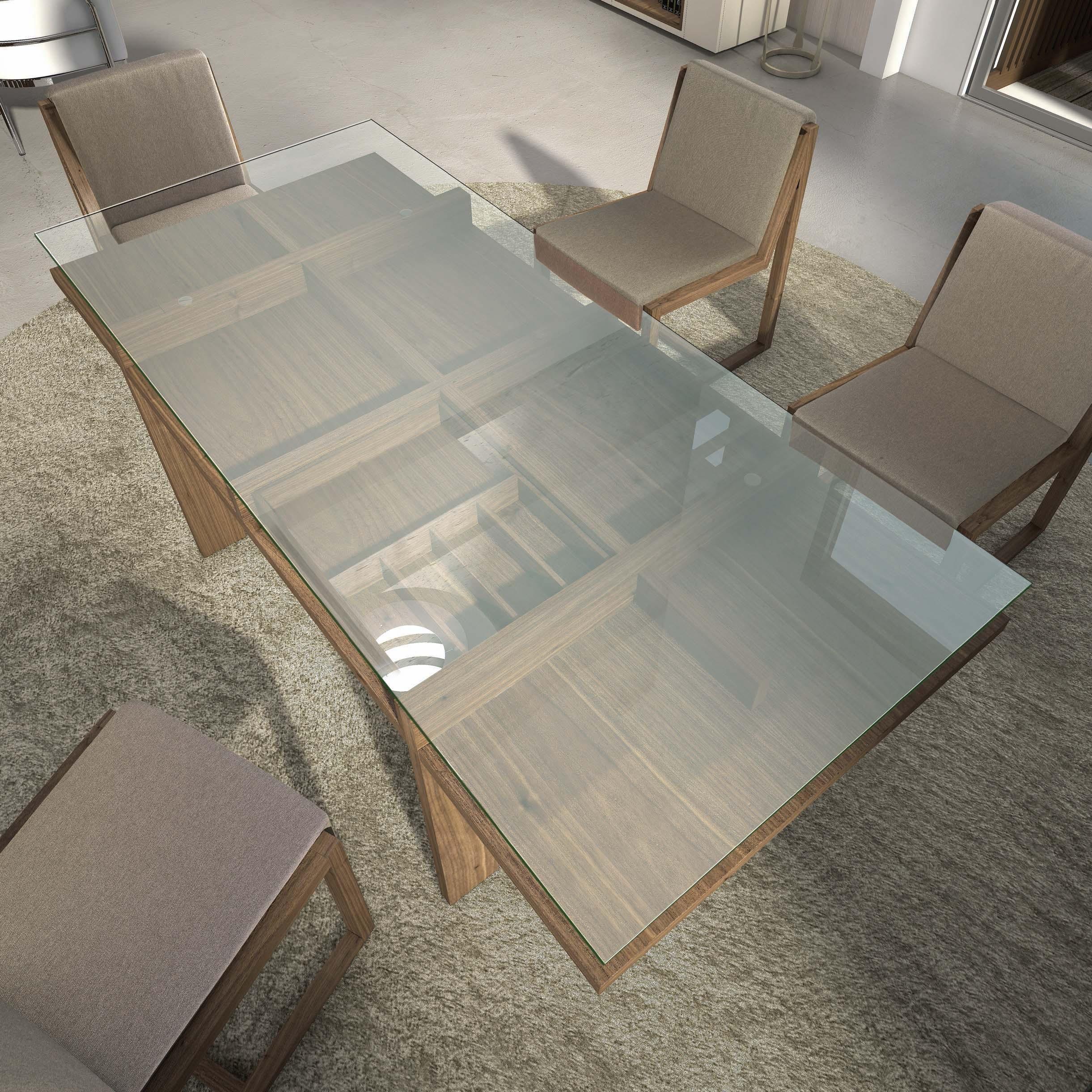 mesa de comedor para seis