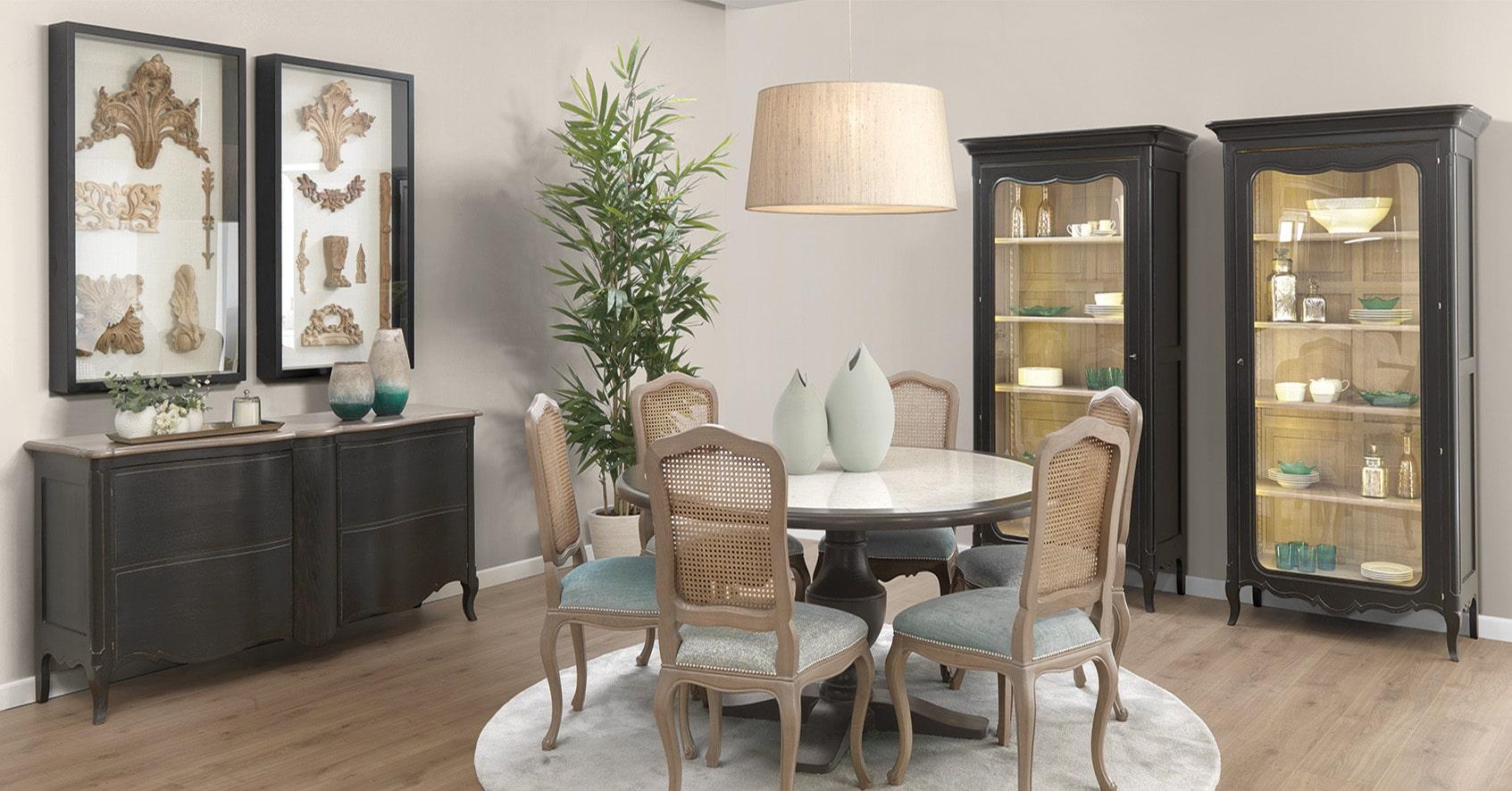 muebles de Salón clásico 1