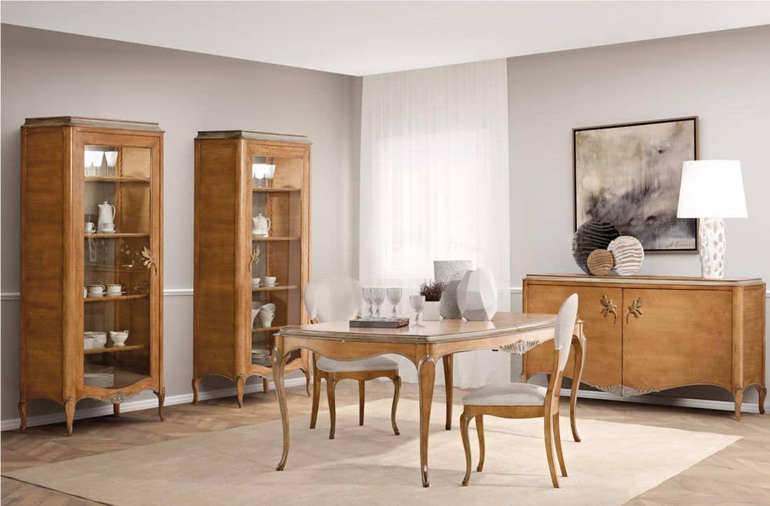 muebles de Salón clásico 10