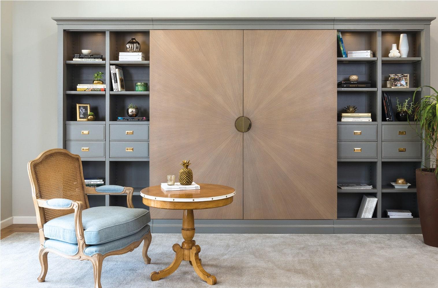 muebles de Salón clásico 2