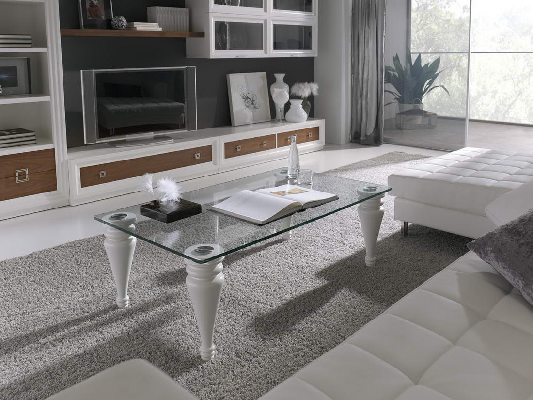 Muebles de sal n cl sicos en zaragoza r stica ambientes for Catalogo de muebles de salon clasicos