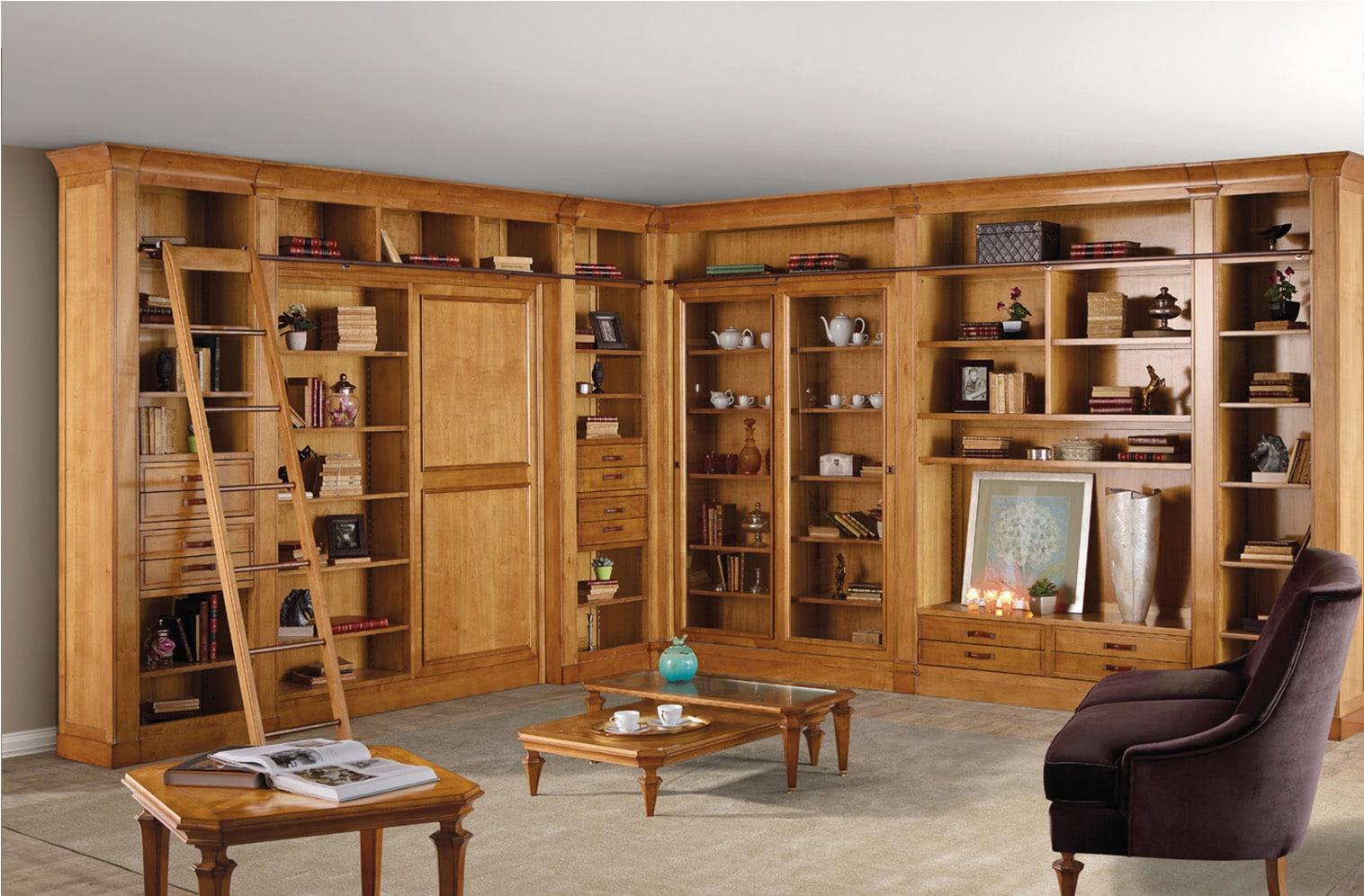 muebles de Salón clásico 4