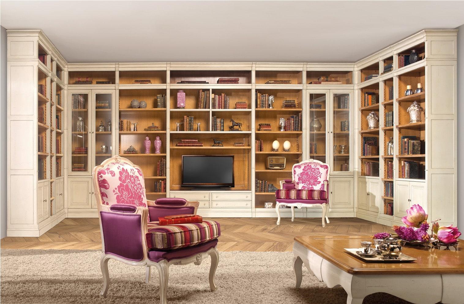muebles de Salón clásico 6