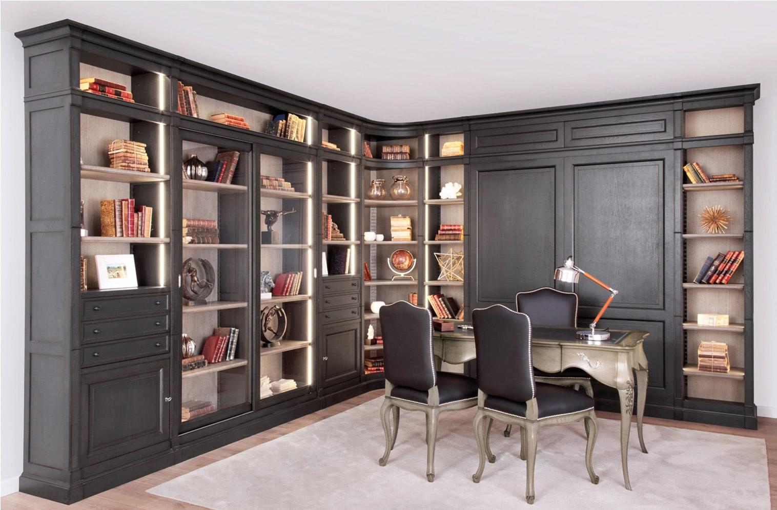 muebles de Salón clásico 7