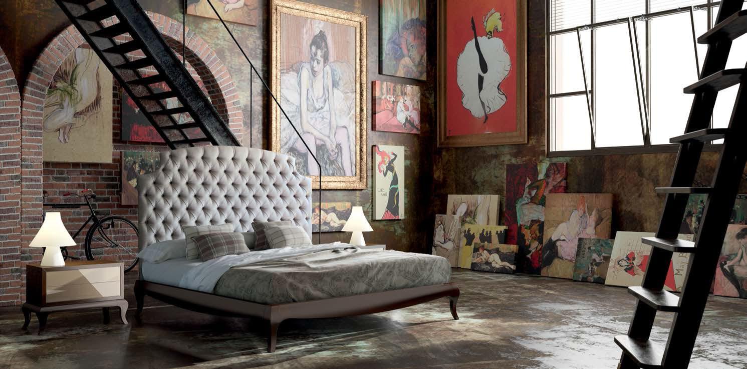 Muebles de dormitorio de dise o en zaragoza for Muebles diseno zaragoza