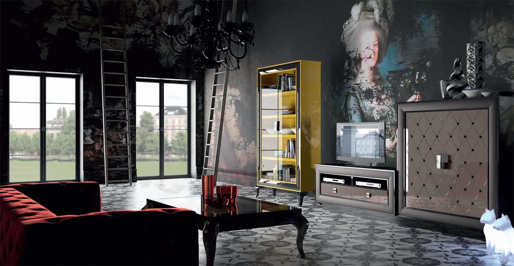 Dormitorios alta decoración