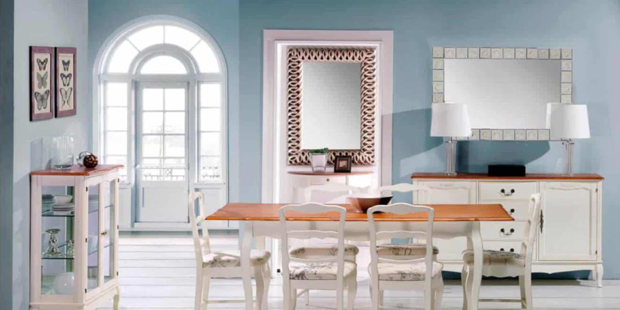 Muebles de sal n en zaragoza r stica ambientes for Muebles rusticos para salon