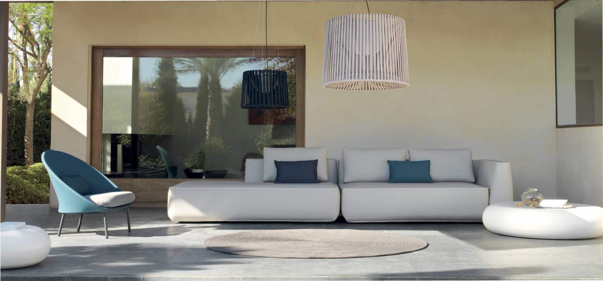 Muebles para el jardín