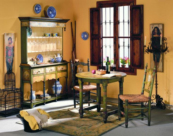 Muebles de bodega en zaragoza r stica ambientes for Paginas de muebles y decoracion